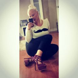 bootie ful chunky lace up heels repost shoppingbagsara and big black thick pictures
