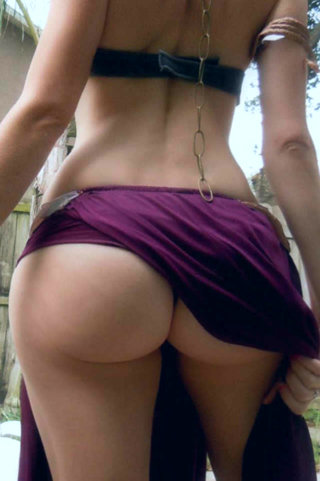 huge ass spreading and low black booties