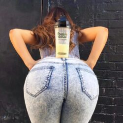 huge white ass shaking repost ilovethebooty_leggings and thick juicy black booty